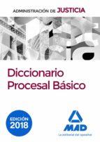 diccionario procesal basico-9788414213551