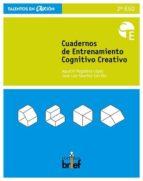 El libro de Cuaderno de entrenamiento cognitivo-creativo 2º eso (3ª ed) autor AGUSTIN REGADERA LOPEZ EPUB!