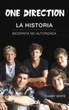 one direction la historia-danny white-9788415579151
