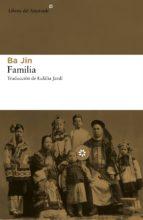 familia-ba jin-9788415625551