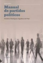 manual de partidos políticos cesareo rodriguez aguilera de prat 9788415663751