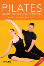 pilates. basado en evidencias cientificas rafael humanes balmont 9788416097951