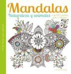 mandalas. naturaleza y animales 9788416368051