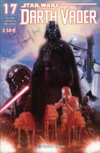 star wars darth vader 17 salvador larroca kieron gillen 9788416543151