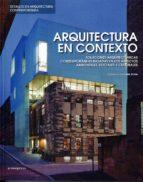 arquitectura en contexto 9788416851751