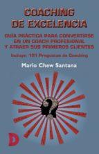 coaching de excelencia (ebook)-mario chew santana-9788417467951