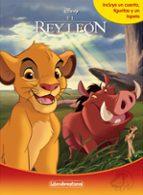 el rey león. libroaventuras 9788417529451