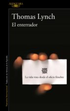 el enterrador thomas lynch 9788420465951