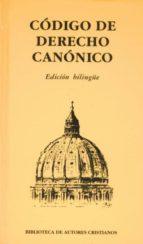 codigo de derecho canonico (ed. bilingüe)-9788422014751