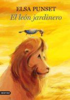 el leon jardinero-elsa punset-9788423344451