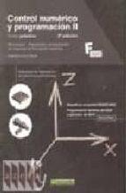 control numerico y programacion ii: curso practico (2ª ed.)-francisco cruz teruel-9788426715951