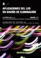 aplicaciones de los led en diseño de iluminacion-alfred sa-9788426718051