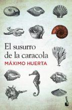 el susurro de la caracola-maxim huerta-9788427030251
