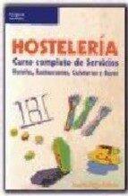 hosteleria: curso completo de servicios asuncion lopez collado 9788428320351