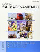 logística de almacenamiento maria jose escudero serrano 9788428329651