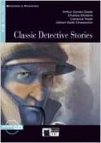 classic detective stories + cd step three b1.2-9788431697051