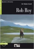 rob roy. book + cd-9788431699451