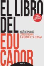 el libro del educador jose bernardo carrasco 9788432147951