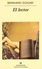 el lector (ebook)-bernhard schlink-9788433933751