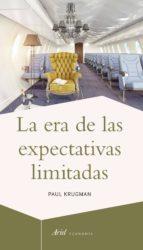 la era de las expectativas limitadas (ebook) paul krugman 9788434470651