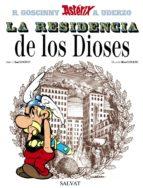 asterix 17: la residencia de los dioses rene goscinny albert uderzo 9788434567351