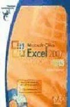 excel 2007 (manuales fundamentales) (incluye cd rom) matthew macdonald 9788441522251