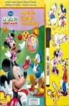 aprende jugando con mickey (la casa de mickey mouse)-9788448828851