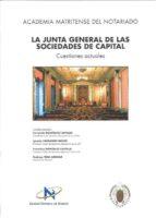 la junta general de las sociedades de capital 9788461365951