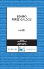 miau-benito perez galdos-9788467023251