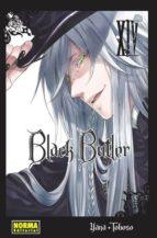black butler 14-yana toboso-9788467915051