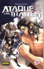 ataque a los titanes 19 hajime isayama 9788467924251