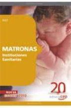 MATRONAS INSTITUCIONES SANITARIAS. TEST