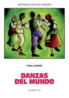 danzas del mundo-angel zamora vazquez-9788470437151