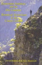 El libro de Excursiones botanicas por las islas canarias (ed. bilingue) autor DAVID BRAMWELL DOC!