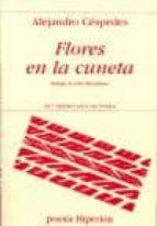 flores en la cuneta-alejandro cespedes-9788475179551