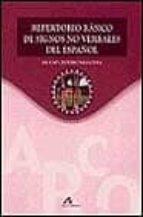 repertorio basico de signos no verbales del español ana maria cestero mancera 9788476353851