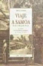 viaje a samoa: cartas a margarita moreno; precedido de la tumba d e las aventuras por enrique vila-matas-marcel schwob-9788476513651