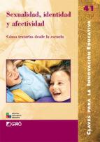 sexualidad, identidad y afectividad (ebook)-fidela botia-9788499802374