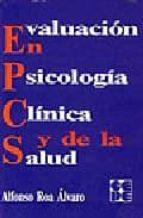 Evaluacion en psicologia clinica y de la salud Libros descargables gratis para teléfono