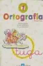 ortografia 1, 1 educacion primaria (2ª ed.) 9788481050851