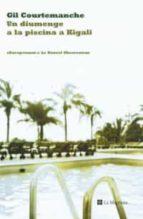 un diumenge a la piscina a kigali-gil courtemanche-9788482644851