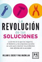 la revolucion de las soluciones 9788483568651