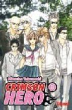 crimson hero nº 8-mitsuba takanashi-9788483576151