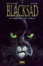 blacksad 1: un lugar entre las sombras (8ª ed.) juan diaz canales juanjo guarnido 9788484312451