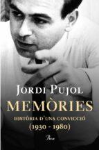 memories 1930 - 1980-jordi pujol-9788484370451
