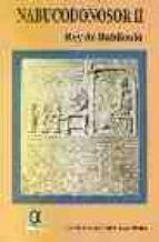 nabucodonosor ii, rey de babilonia-garcia rueda muñoz-9788488676351