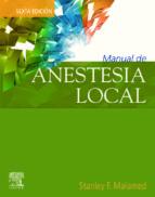manual de anestesia local s. malamed 9788490220351