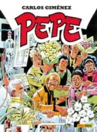 El libro de Pepe iv autor CARLOS GIMENEZ DOC!