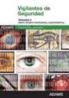 vigilantes de seguridad. temario 2. areas tecnico-profesional e i nstrumental-9788490253151