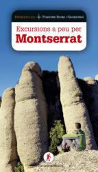 excursions a peu per montserrat-francesc roma i casanovas-9788490344651
